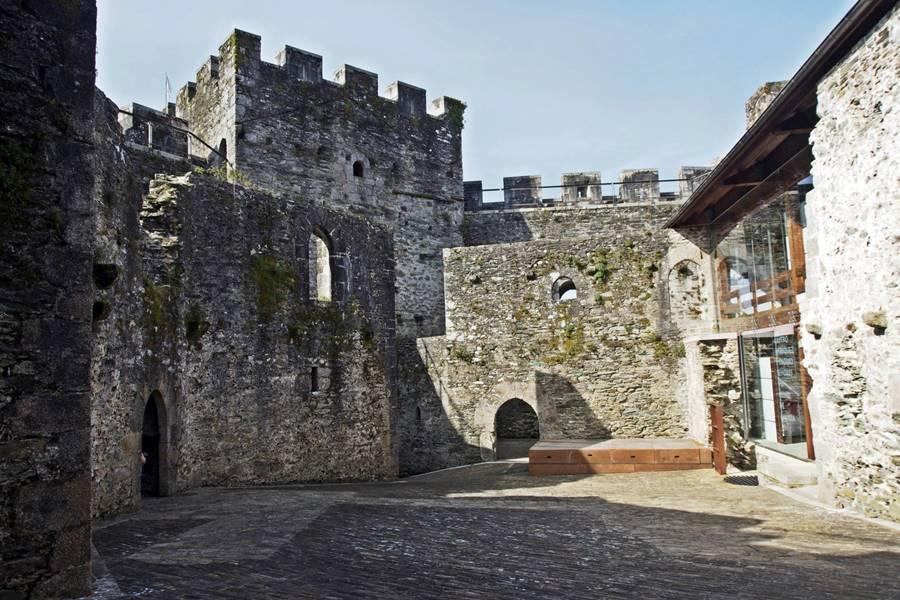 Ampliación do horario do Castelo e o seu Centro de Interpretación