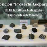 Exposición Proxecto Xeoparque