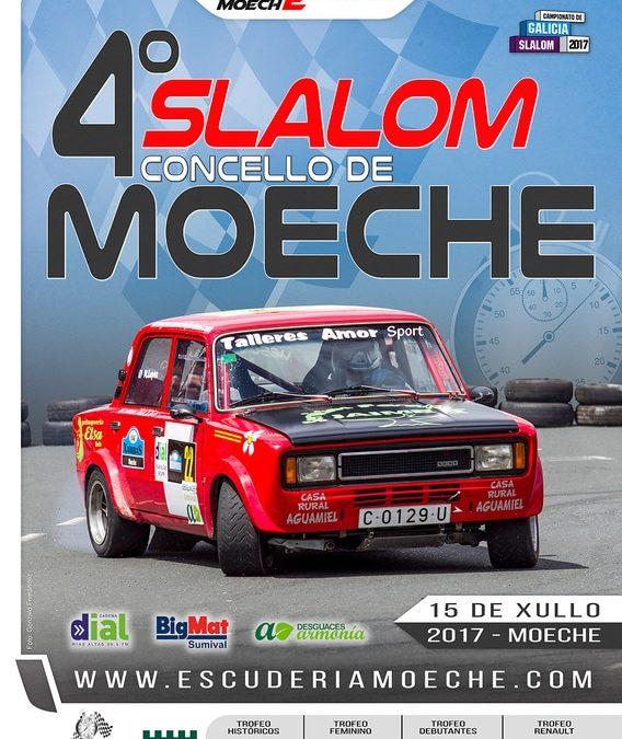 IV SLALOM CONCELLO DE MOECHE