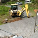 Por obras corte de subministro de auga a madrugada do 25