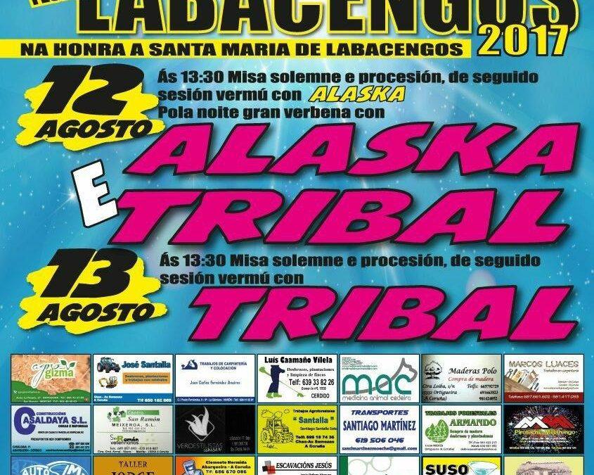 Festas patronais en Labacengos