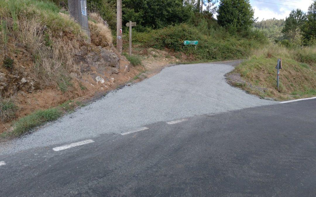 Plan municipal de mantemento de pistas e camiños 2017