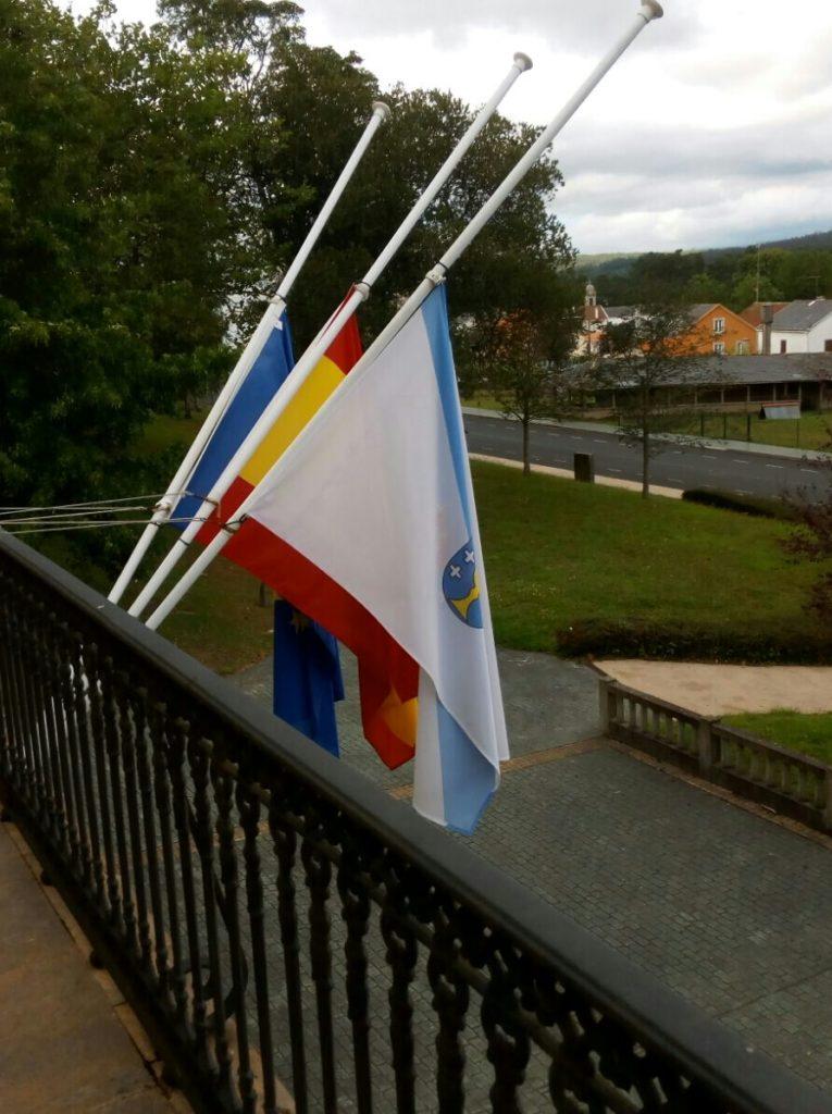 Solidariedade coas vítimas e as súas familias  e rexeitamento do terrorismo