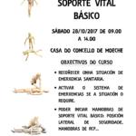 CURSO DE SOPORTE VITAL BÁSICO