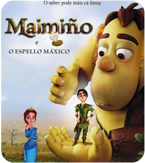 NOITES DE CINE: MAIMIÑO E O ESPELLO MÁXICO