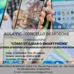 NOVO CURSO NA AULA TIC Como utilizar o smartphone