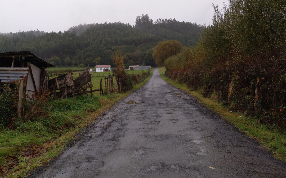 O departamento de Obras destinará á rede viaria preto de 76.000 euros
