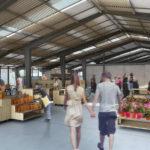 O Concello converterá parte dunha das naves da feira en referente comercial dos produtos locais