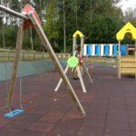 Aberto o parque infantil logo das obras de mellora e acondicionamento