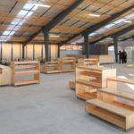 O novo Mercado de Moeche bota a andar este sábado para poñer en valor os produtos locais de calidade