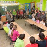 As avoas de Moeche levan á escola os seus saberes e a súa experiencia vital