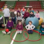 Remata unha nova edición do Campamento Deportivo de Semana Santa