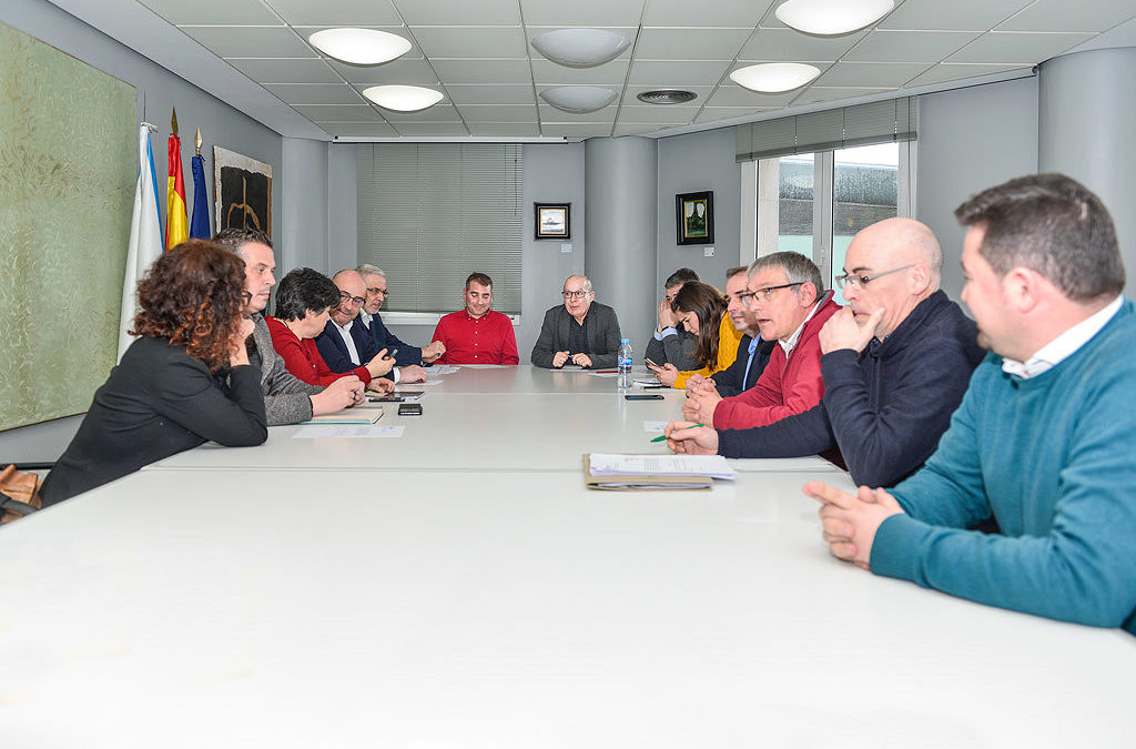 Deputación e concellos poñen en marcha o Consello de Dirección do Xeoparque Cabo Ortegal