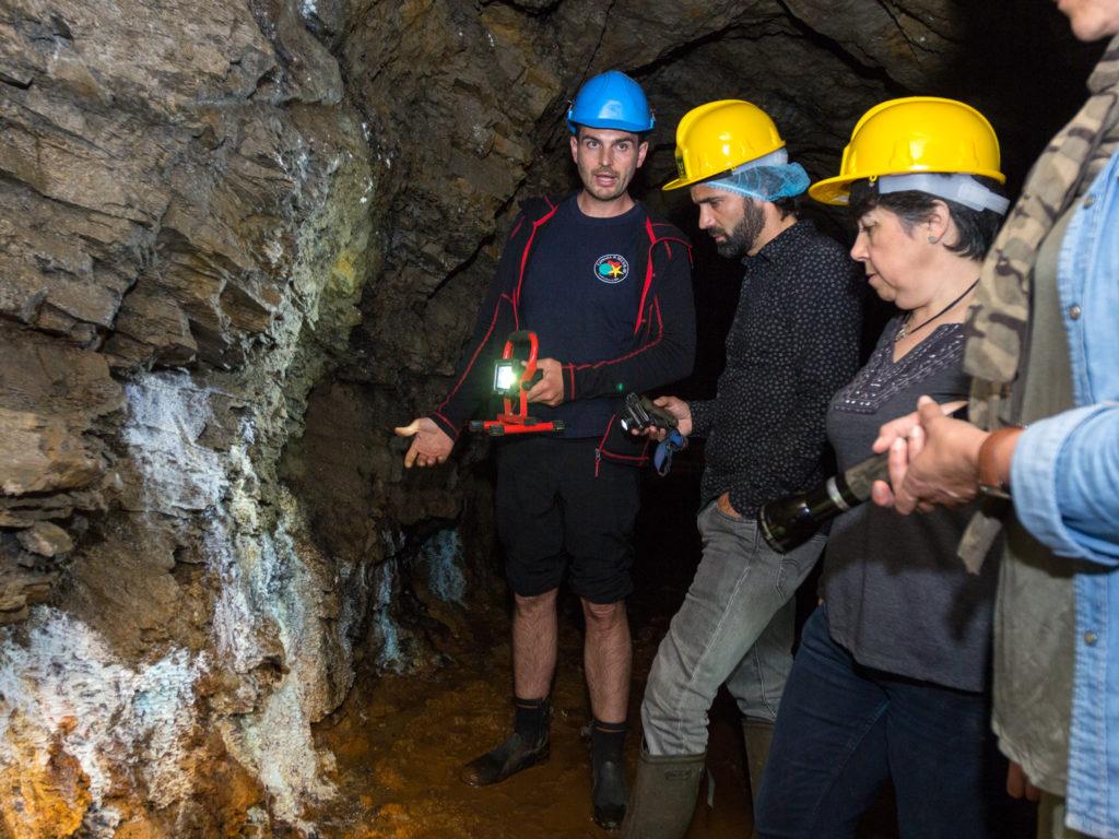 Asier Hilario anima aos concellos a seguir avanzando no proxecto do Xeoparque do Cabo Ortegal