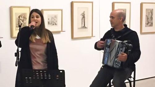 Letras Galegas: Música na AVV de Labacengos