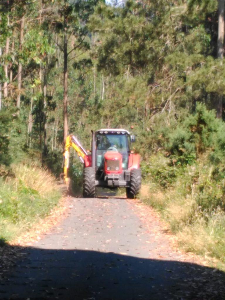 Charla informativa sobre os cambios na normativa forestal