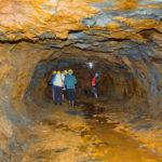 Rutas xeolóxicas da Mina Piquito e do Toelo