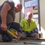 A área de Obras e Servizos refórzase con cinco traballadores temporais