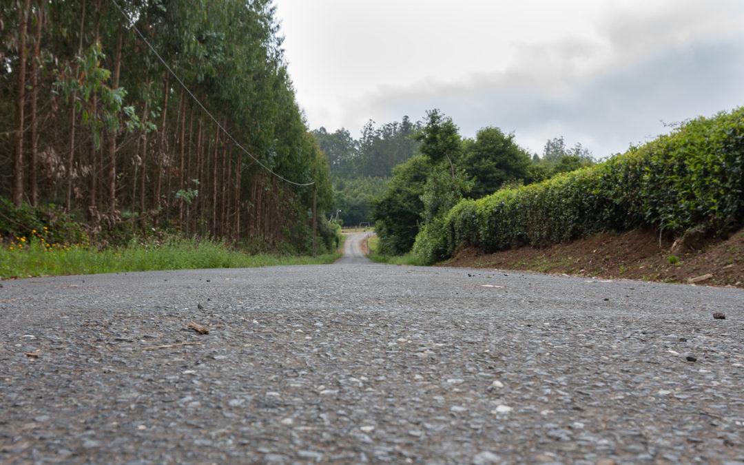 Adxudicada a reparación de case 3 quilómetros de pistas municipais