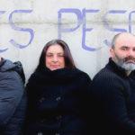 """Castelo de Sons: Tres Pesos con """"Acta fundacional"""""""