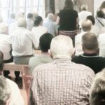 Asemblea veciñal na parroquia de Santa Cruz