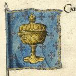 O estandarte Real Galego ondeará no castelo de Moeche