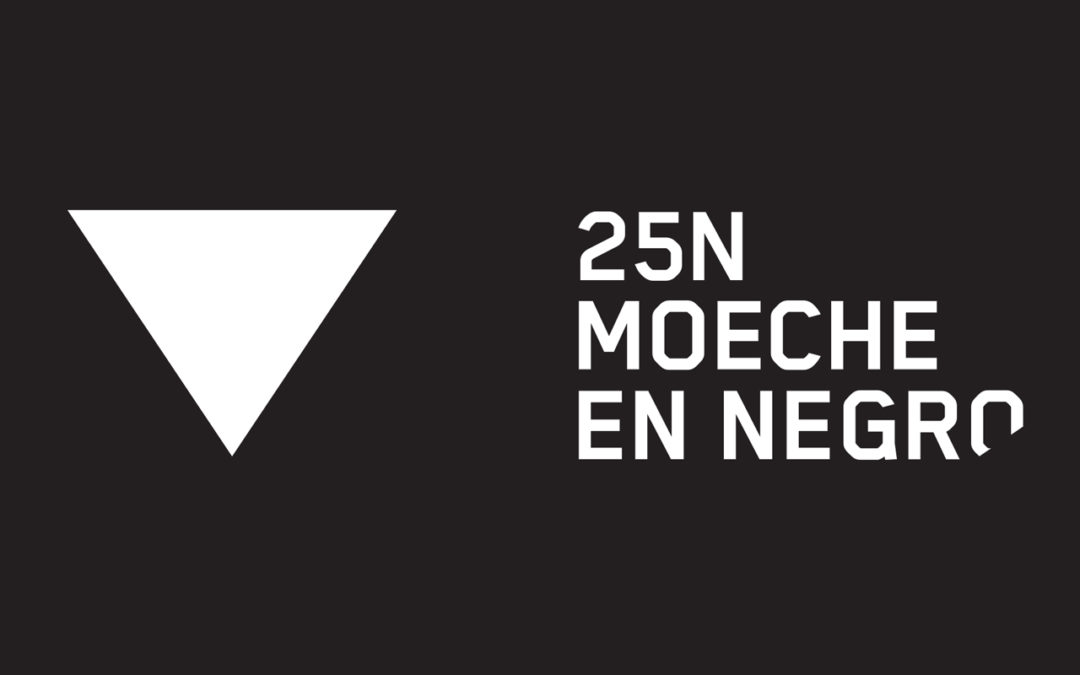 "Moeche súmase á campaña ""En Negro Contra as Violencias"""