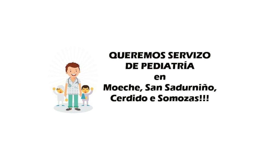 Moeche, San Sadurniño e Cerdido facilitan a asistencia á manifestación pola Sanidade