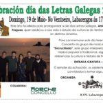 Celebración Letras Galegas 2019 na A.VV. Labacengos
