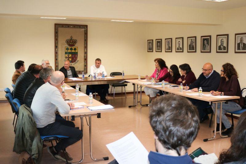 Moeche asume a Presidencia do Proxecto Xeoparque Cabo Ortegal