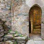 O Concello volve abrir a escaleira de caracol do castelo