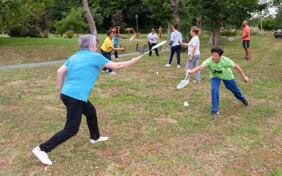 O Verán en Acción xunta 45 participantes arredor da actividade física ao aire libre