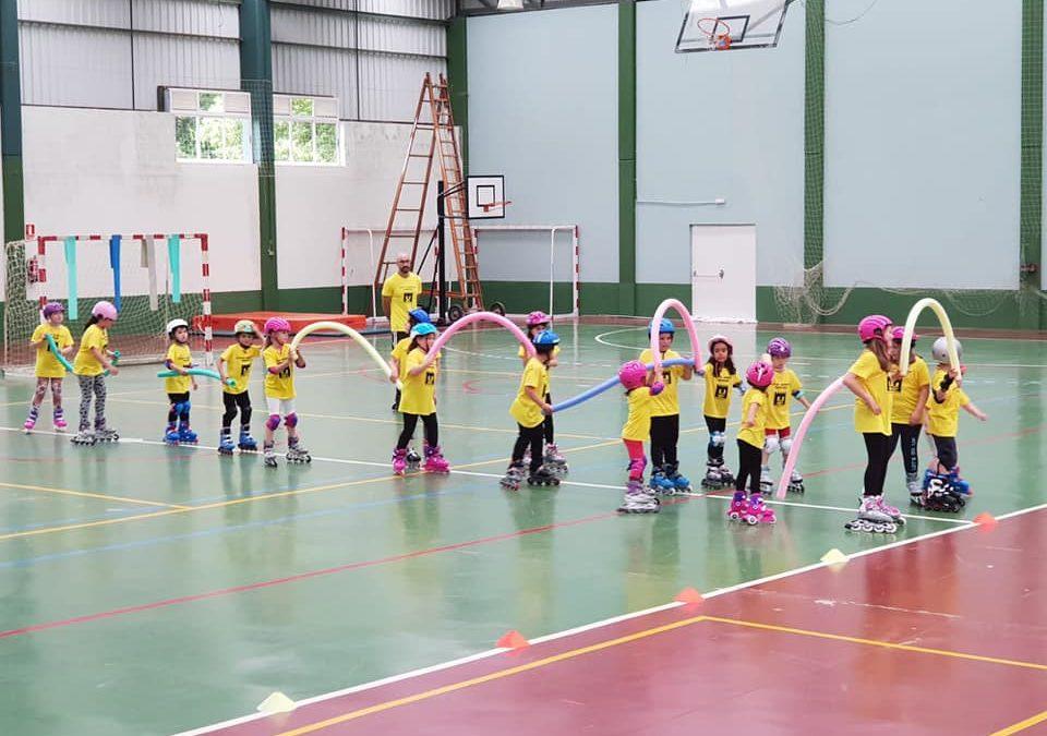 Xa te podes apuntar nas escolas deportivas municipais