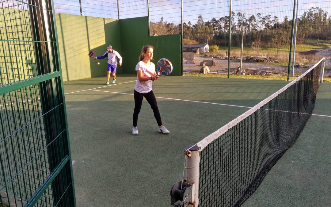 I Maratón de Pádel e Tenis de Moeche