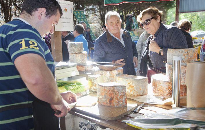 Moeche, concello convidado ao Certame do Queixo Gamonéu deste domingo