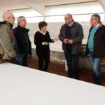 A AGADER confirma unha achega de 119.000 euros para o Centro de Transformación alimentaria de San Ramón