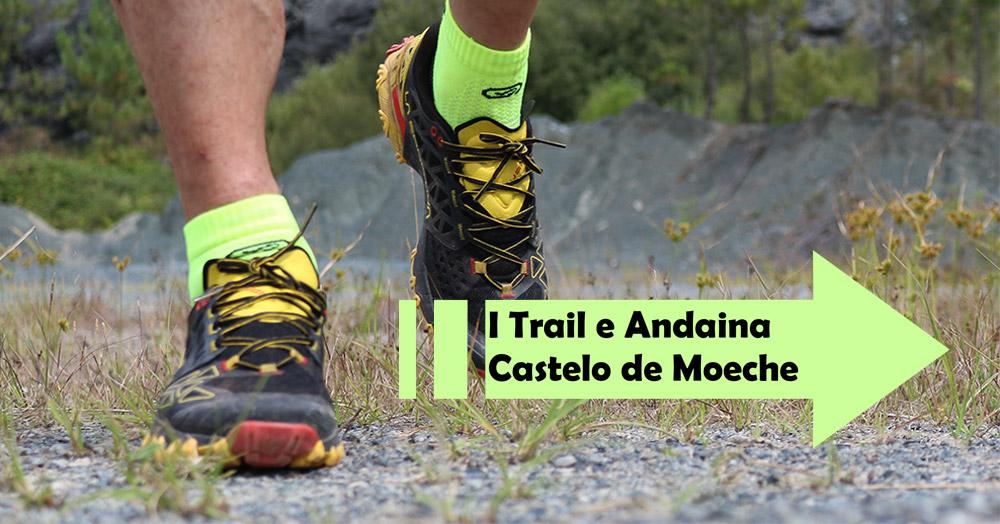 269 persoas tomarán a saída no I Trail e Andaina Castelo de Moeche deste domingo