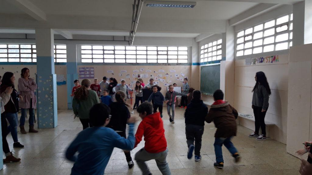 Entidades asociativas, CEIP San Ramón e Concello contra a  violencia machista