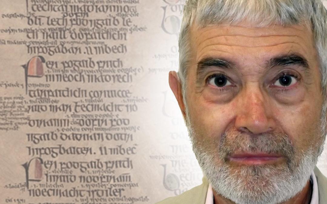 Ramón Sainero falará o sábado sobre a irmandade entre Galicia e Irlanda
