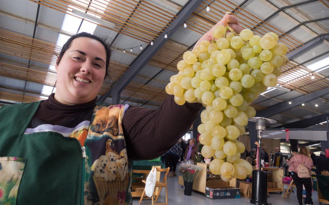 O Mercado de Nadal celebrarase este sábado 28 de decembro