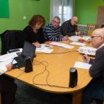 A Comunidade Intermunicipal do proxecto do xeoparque reúnese en Moeche para avaliar os últimos avances e preparar a presentación da candidatura