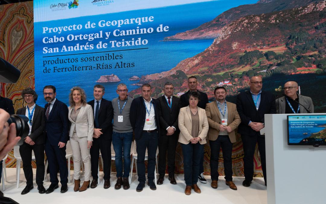O proxecto do xeoparque aproveita Fitur para posicionar a candidatura