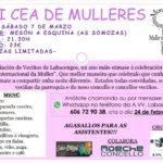 III CEA DE MULLERES - A.VV. LABACENGOS -
