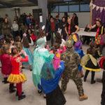 O Entroido celébrase en Moeche o día 25 de febreiro