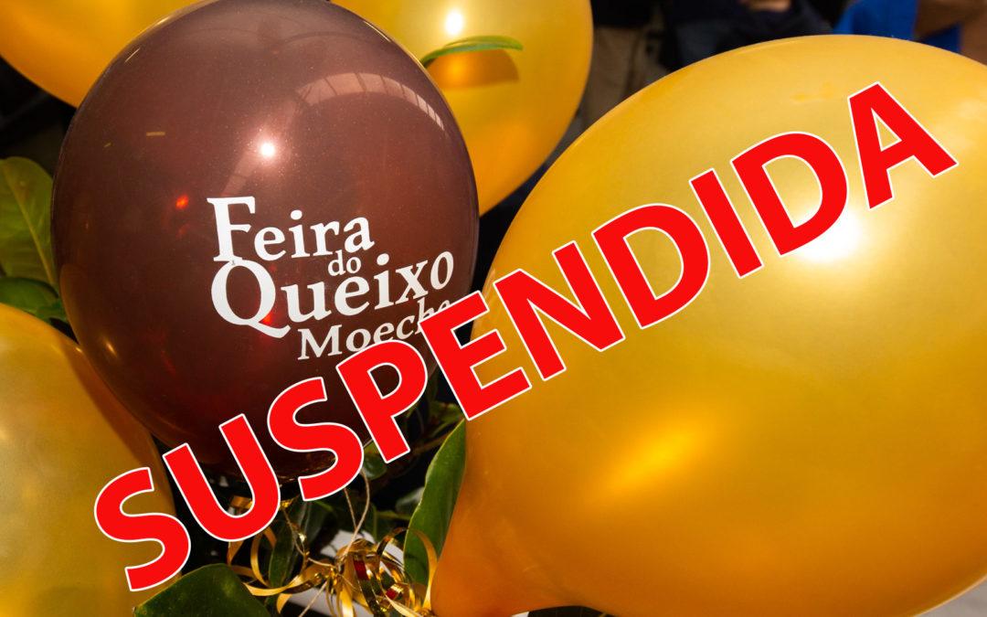 O Concello suspende a Feira do Queixo en cumprimento das recomendacións preventivas sobre o coroavirus