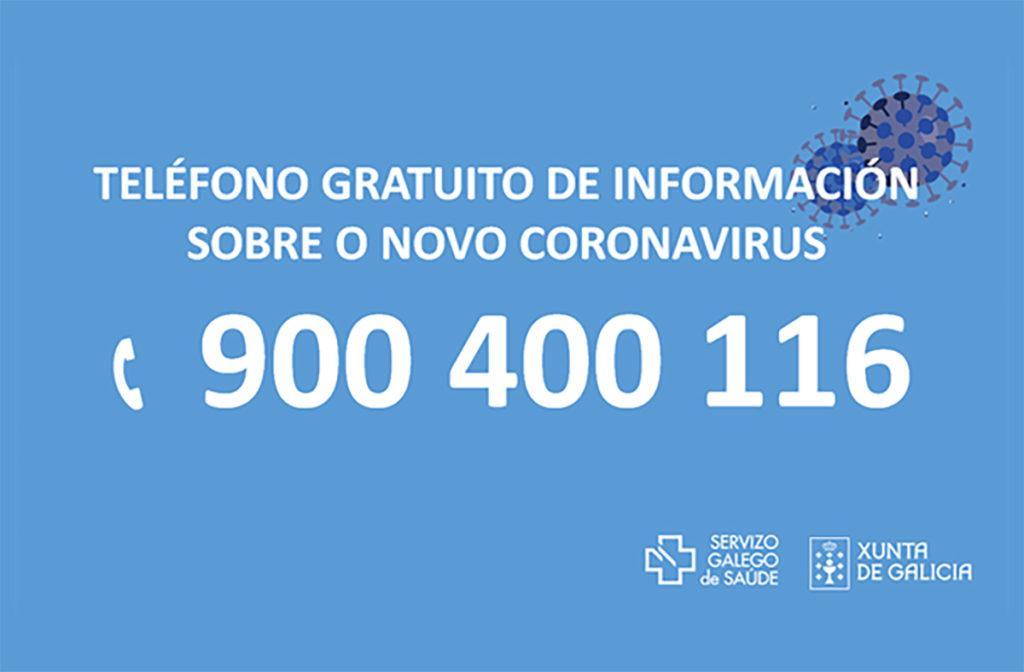 Moeche confirma un contaxiado de coronavirus e activa a trazabilidade dos seus movementos para alertar ás persoas que puidesen ter contacto con el