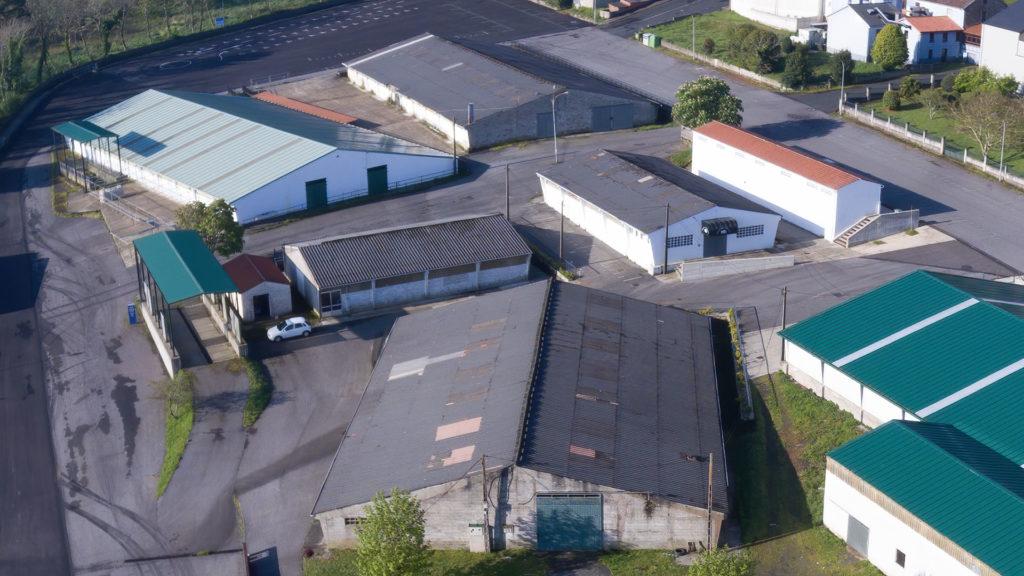 A Deputación aproba unha axuda de 103.500 euros para as obras do Centro de transformación alimentaria