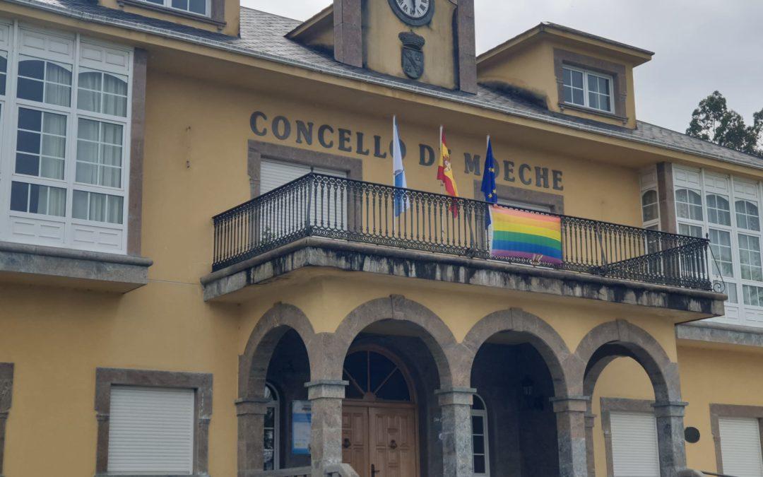 """Moeche únese un ano máis á campaña de sensibilización """"Liberdade de Ser e Sentir!"""" da Área de Igualdade da Deputación da Coruña"""