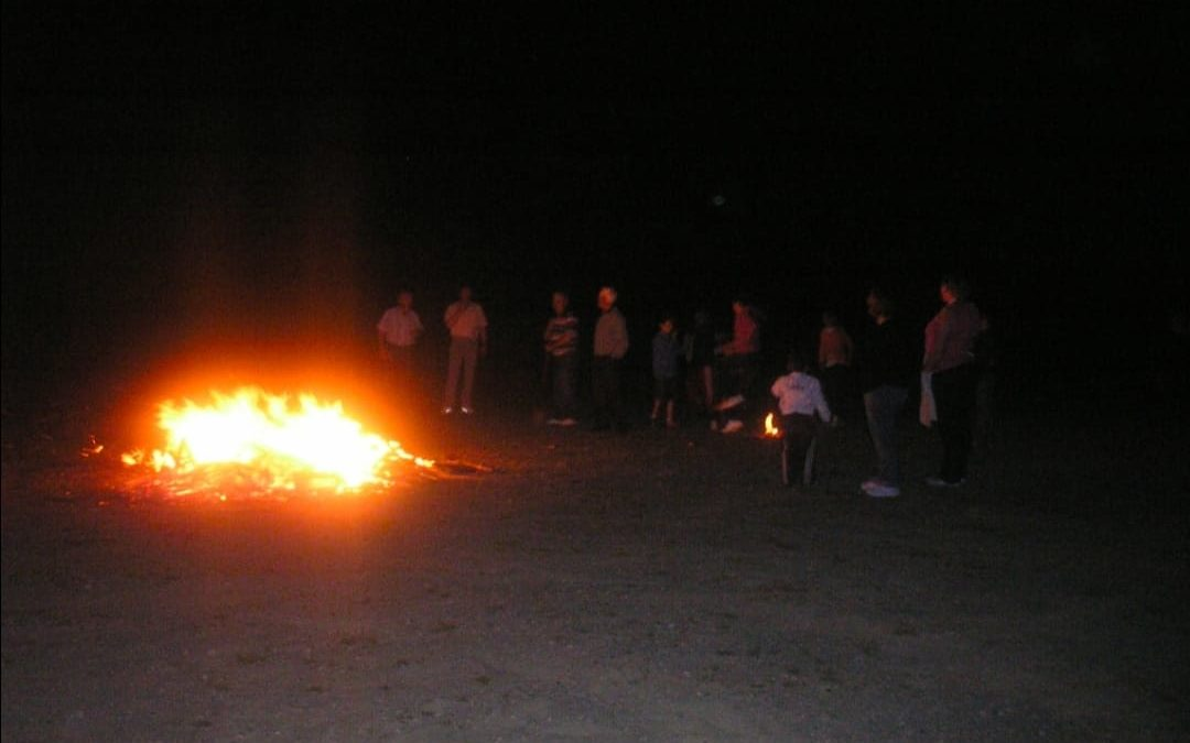 Comunicacións previas para as fogueiras do San Xoán ou do San Pedro.