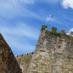 O castelo de Moeche estrea nova etapa con medio cento de visitas e varias novidades previstas para o verán